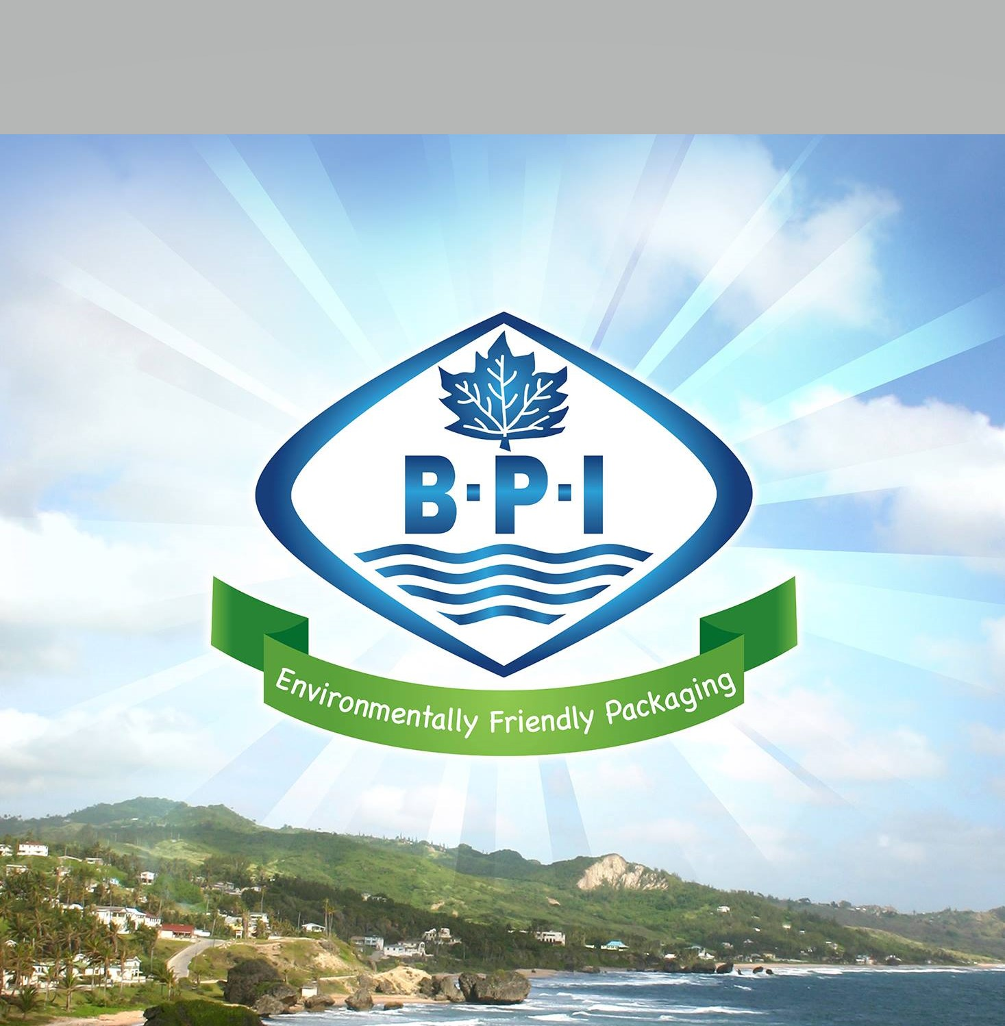BPIL environmentally friendly poster