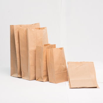 Brown / Natural pound bags