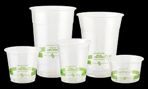 PLA Cups in various sizes