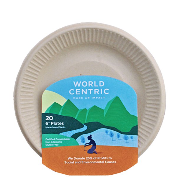 world centric 6 inch plates